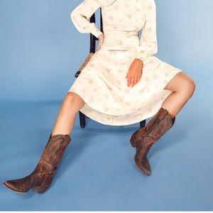 Vintage Justin Cowboy boots